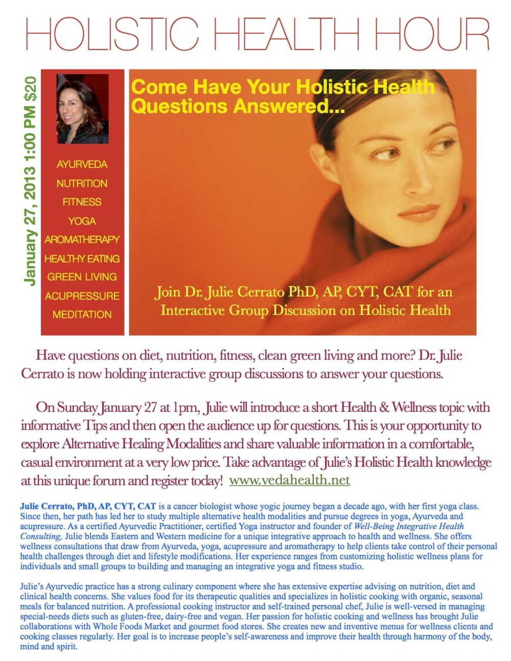 Holistic Health Flyer Soulutions copy