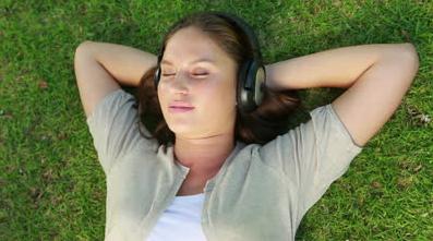 relaxing headphones